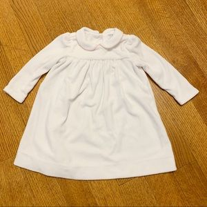 Ralph Lauren baby girl Peter Pan collar dress
